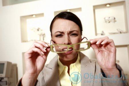 Слепота (утеря остроты зрения)