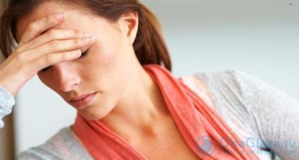 Почему темнеет в глазах: серьёзный симптом