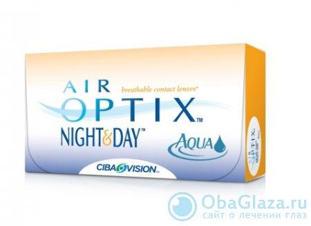 Линзы Air Optix