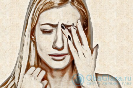 причины и симптомы ячменя
