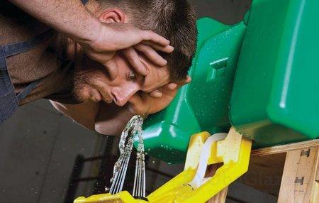 Что делать если глаза болят после сварки