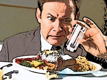 Неправильный режим питания