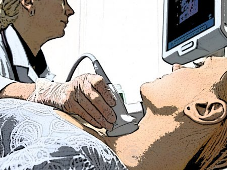 УЗИ и МРТ щитовидки